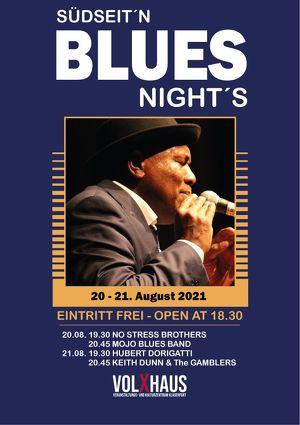 Südseitn Blues Nights - No Stress Brothers & Mojo Blues Band