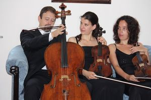 """""""3 mal 3"""" Das Vogl String Trio spielt das gesamte Opus 9 Beethovens"""