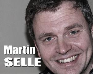 """Vortrag """"Von Null auf Autor"""" mit Martin Selle"""