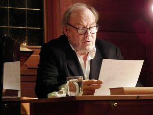 Klaus Maria Brandauer Lesung in Bad Kleinkirchheim