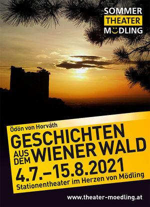 Geschichten aus dem Wiener Wald beim Sommertheater Mödling