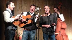 Nice Corner Backbones – der Drive des Bluegrass
