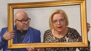 LORIOT - Kabarettistische Lesung im Kulturstadl mit Ulla Baumgartner & Peter Wolf
