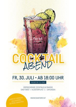 Cocktailabend mit DJ SKO