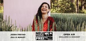 FREI TAG/NACHT Konzert // Karin Kienberger SOLO