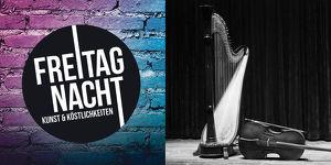 DUO string.arts - Romantik Dinner mit Harfe & Cello