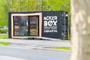 AckerBox RuMa Genusswerkstatt - Eröffnung & Genussmarkt