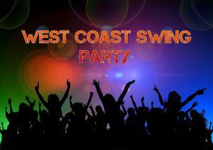 West Coast Swing Party 25.09.2021