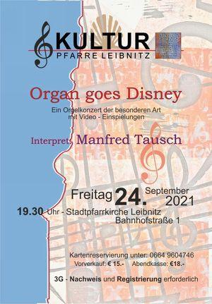 Kultur Pfarre Leibnitz - Orgelkonzert