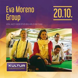 Von Jazz über R'n'B bis hin zum Funk - die Eva Moreno Group