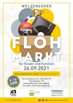 ++ ABGESAGT ++ Welzenegger FLOHMARKT für Kinder und Familien