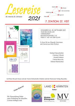 7. Station der Lesereise 2021