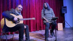 Gail Anderson & David Mana