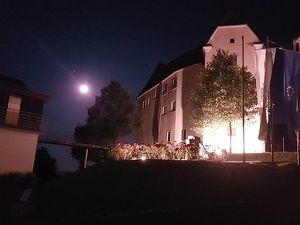 Vollmondführung am 20. Oktober 2021 im  SCHLOSS SEGGAU