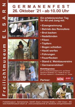 Germanenfest im Freilichtmuseum